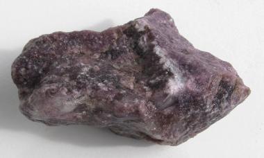 Lepidolith, Rohstein 218 g.
