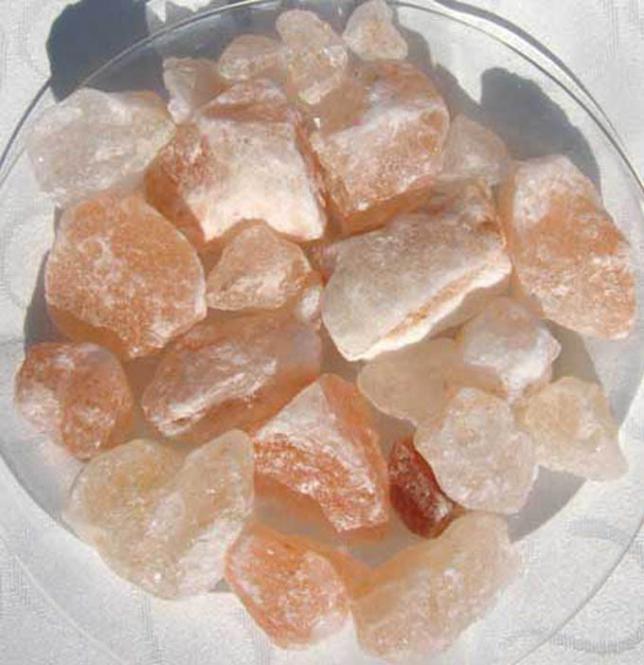Kristallsalz Brocken